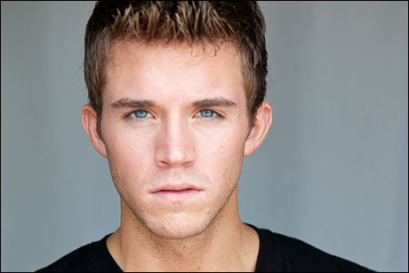 Actor will star as fiyero in national tour of wicked playbill com