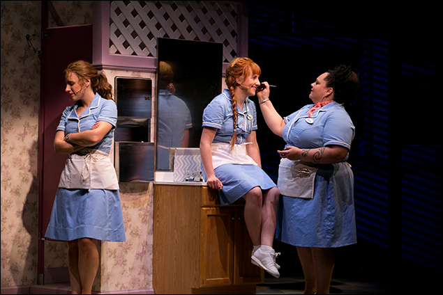 In Case You Missed It Waitress Will Be Served On Broadway