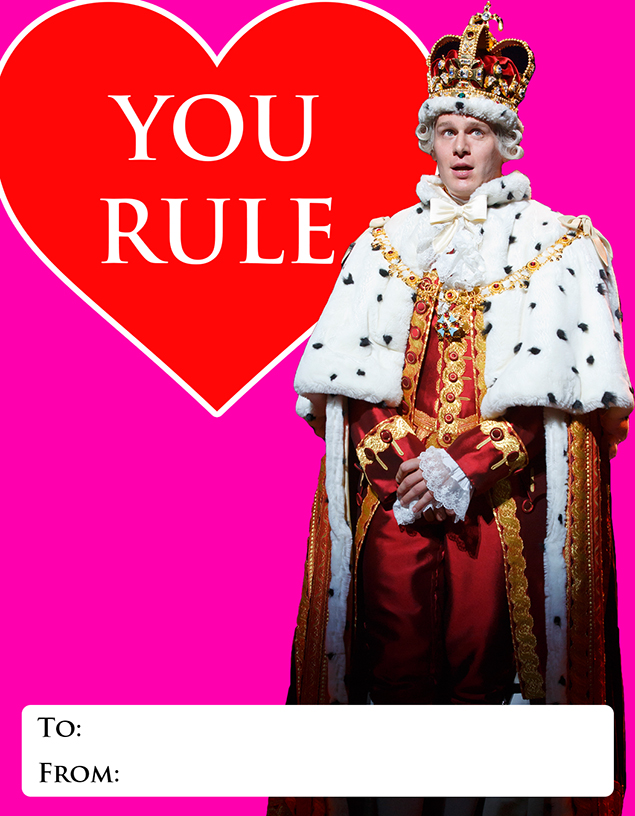 Woo Your Broadway Crush With Our Printable Valentineu0027s Day Cards | Playbill